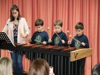 Percusión en grupo