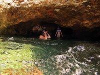 Snorkeling en cueva de Mallorca