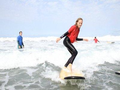 Clandestino Surf Adventure Campamentos de Surf