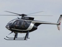 Luxurious helicopter service