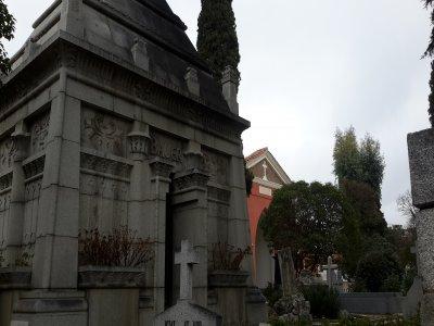 Cementerio británico, aristócratas y espías Madrid