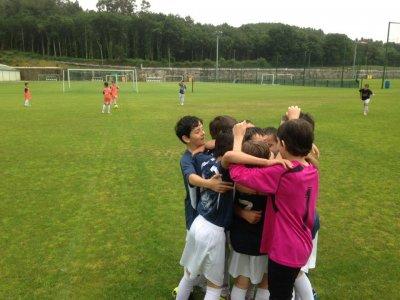 Colegio Internacional Eirís Campus de fútbol