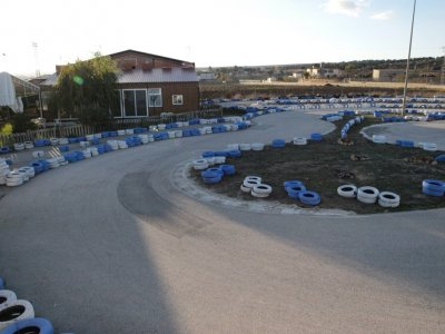 Kart Adults Grand Space, lotto da 12 minuti