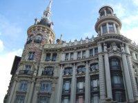 Edificios clasicos de Madrid