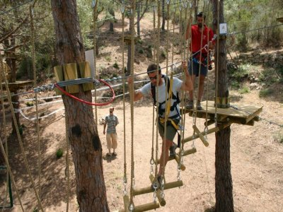 Adventure Park 90min, 1 night, lunch and dinner
