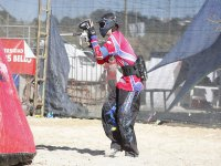 game of paintball