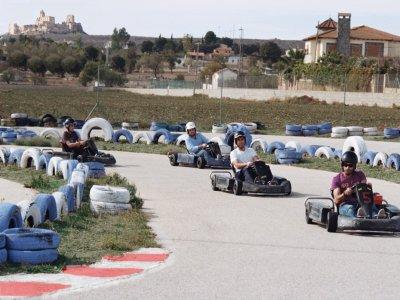 Karting adultos:Premio Challenge en Alcalá la Real