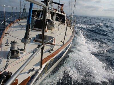 从Almerimar到马略卡岛的帆船之旅