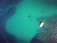 Crystal clear waters of Dénia