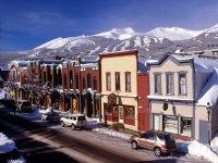 Estaciones de esquí en Colorado, Estados Unidos
