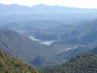 Boadella reservoir