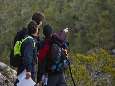 Ruta de senderismo de Félix Rodríguez de la Fuente