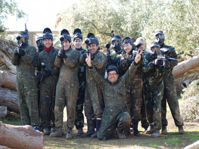 Paintball Priego