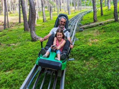 Parque Naturlandia Andorra valuta i bambini di 7-11 anni