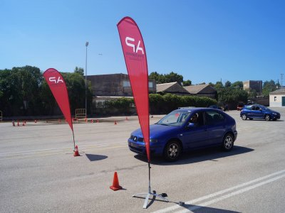 AiP Driving Experience