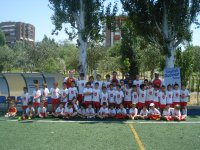 ENGLISH SOCCER CAMP 2013