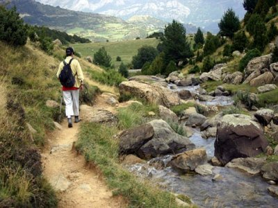 Hiking trip in natural parks in Jaen