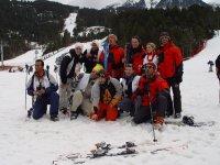 Clase de esquí en Masella en grupo 2 horas