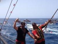 海盗家庭帆船日,成人3小时