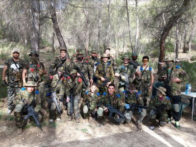 Yeste Airsoft Wars