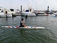 Entrena con nuestros kayaks