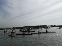 Rutas en kayaks en El Terron