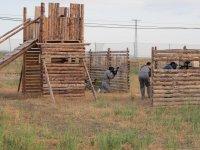 Paintball en poblado del Oeste