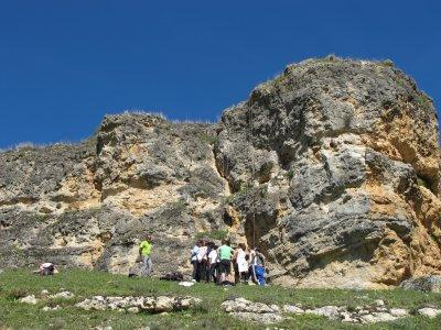 Sessione di arrampicata, Valle del Pirón