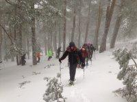 Snow Experience con Raquetas de Nieve en Madrid