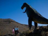 Ruta de los Dinosaurios en familia
