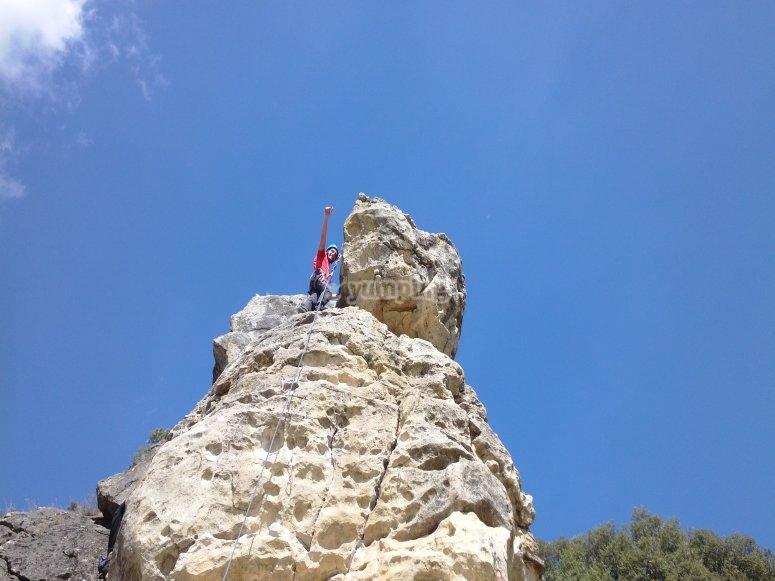 Pratiche di arrampicata