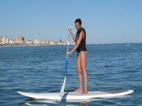 paddlesurfing桨冲浪课程