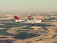 vuelos por el campo
