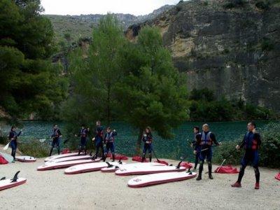 开始课程到Paddle Surf,2天