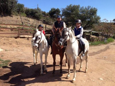 Horse riding excursion in Aracena 2 hours