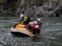 Balancing the raft