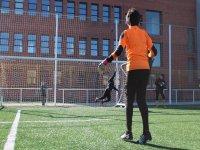 Saving the ball