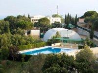 piscina de las instalaciones
