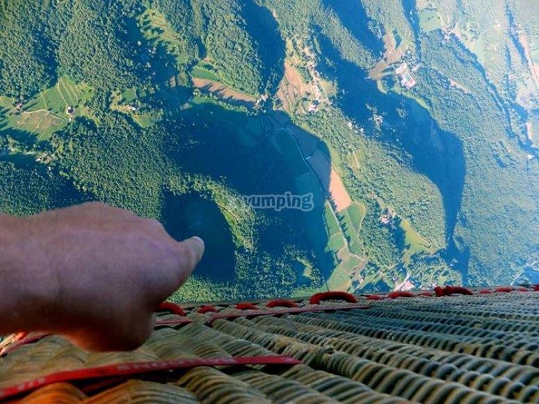 Unas vistas magníficas
