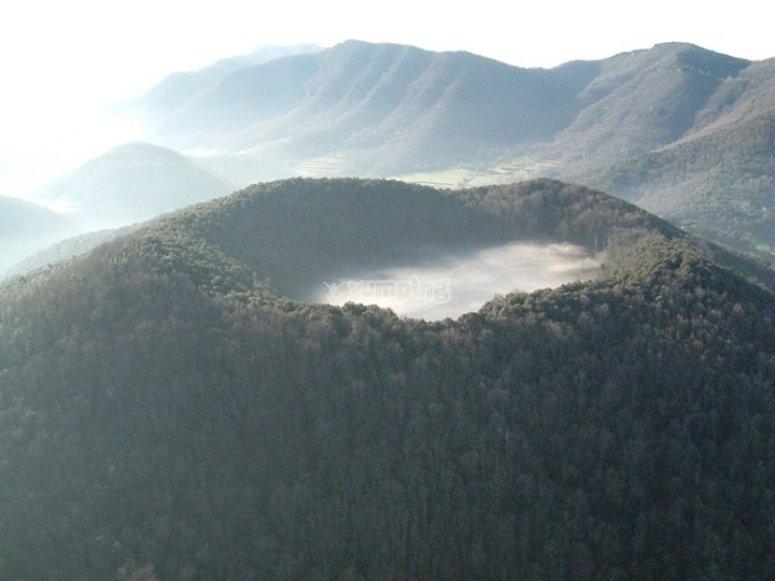 Area vulcanica