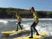 surfisti bambini