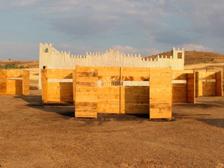 Campo de la fortaleza