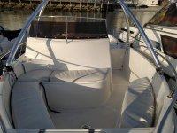 Barco con proa abierta (open)