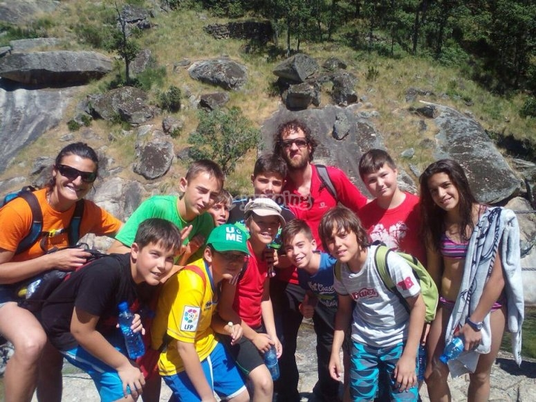 Excursion al Valle con monitores