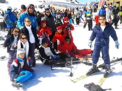 Ski Intensive Course S Nevada (Dec. Long Weekend)