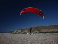 We help you in the paragliding session