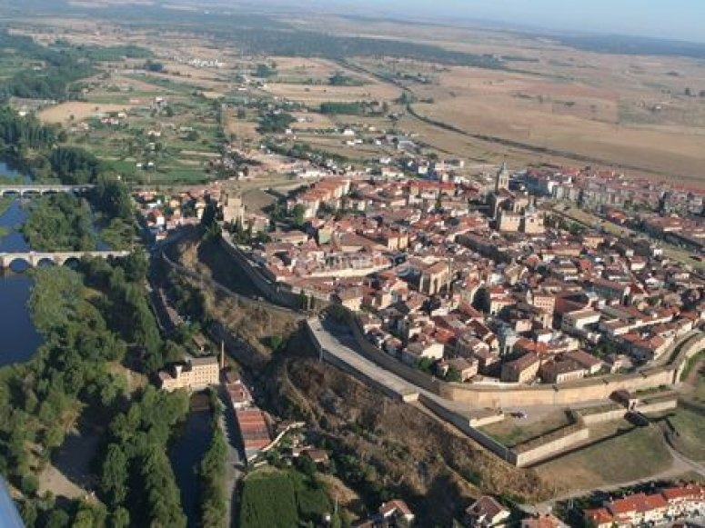 Active tourism in Ciudad Rodrigo