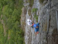 ascent via ferrata