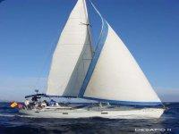 我们的帆船之一