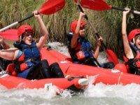 descenso canoas